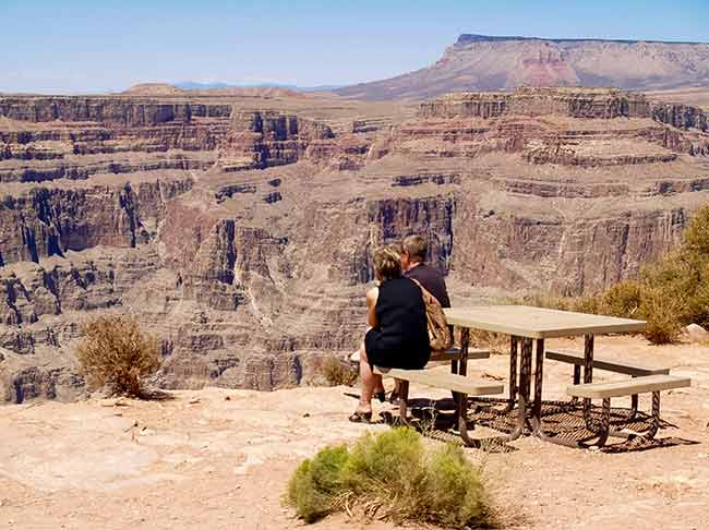 Grand Canyon West Rim VIP