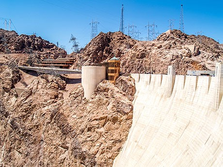 Hoover Dam VIP