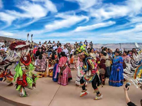 Grand Canyon West Rim Bus Tour see Hualapai Dance demonstration