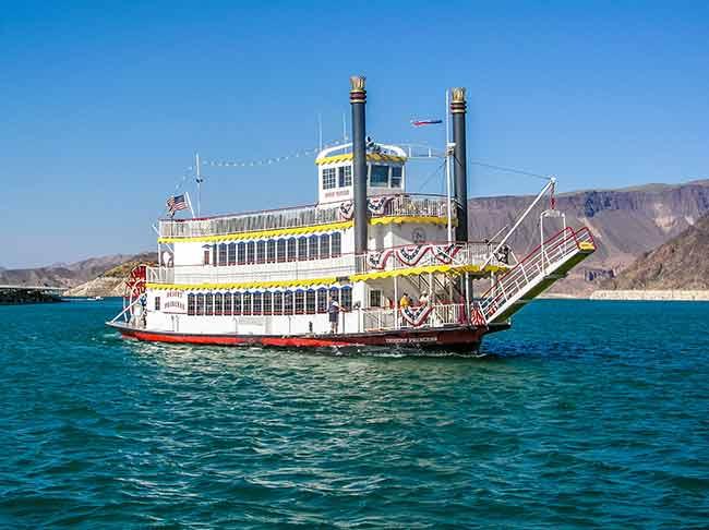 Hoover Dam & Cruise