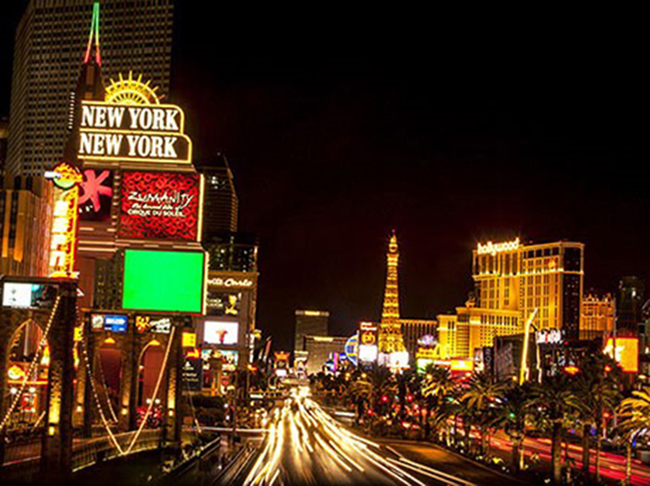 Las Vegas Night Life VIP
