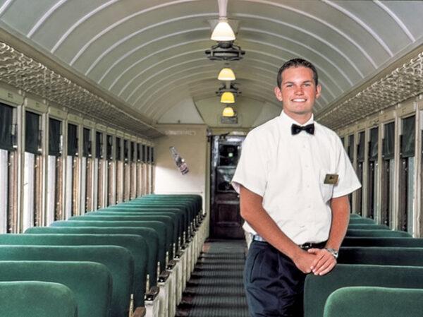 Coach Class Train